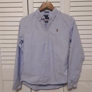 Ralph Lauren.  Boys shirt. Size 10
